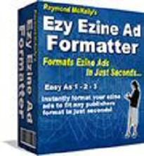 Ezy Ezine Ad Formatter | eBooks | Internet