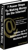 7 Power Steps To Making Money on the Internet | eBooks | Business and Money