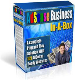 Adsense Business in a Box | eBooks | Business and Money
