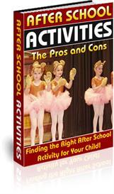 After School Activities | eBooks | Children's eBooks