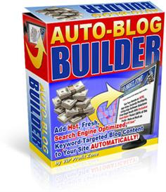 Auto Blog Builder | eBooks | Internet