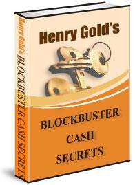 Block Buster Cash Secrets   eBooks   Internet