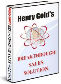 Breakthrough Sales Solutions | eBooks | Internet