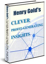 Clever Profit Generating Insights | eBooks | Internet
