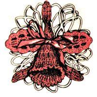 Orchid Lapel Pin Crochet Pattern | eBooks | Arts and Crafts