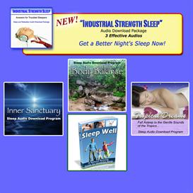 -Industrial Strength Sleep Package with Bonus Sleep Well eBook - Special Offer | Audio Books | Health and Well Being