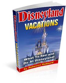 Disneyland Vacations | eBooks | Travel