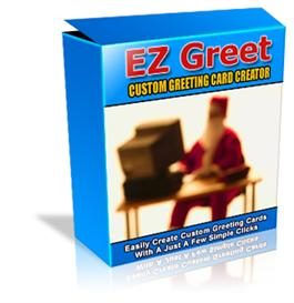 EZ Greet Custom Greeting Card Creater | eBooks | Self Help