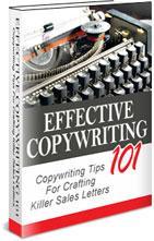 Effective Copywriting 101 | eBooks | Education