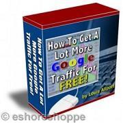 Free Google Traffic   eBooks   Internet