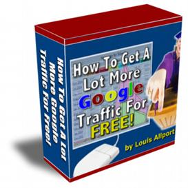 Free Google Traffic Reseller Pak | eBooks | Internet