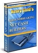 Groundbreaking Net Cash Builders   eBooks   Business and Money