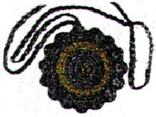 Medallion Necklace Crochet Pattern | eBooks | Arts and Crafts