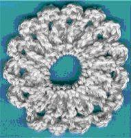 Ponytail Scrunchie Crochet Pattern | eBooks | Arts and Crafts