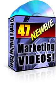47 Newbie Marketing Videos - Master Resale Rights | Movies and Videos | Miscellaneous