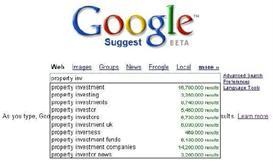 Google Suggest Report | eBooks | Internet