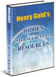 Hidden Internet Revenue Resources | eBooks | Business and Money