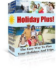 Holiday Plus Package | eBooks | Travel