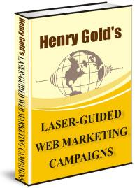 Laser-Guided Web Marketing Campaigns | eBooks | Business and Money