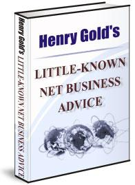 Little-Known Net Business Advice | eBooks | Internet