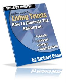 Living Trusts | eBooks | Education