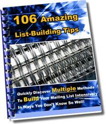 Master List Builder | eBooks | Business and Money
