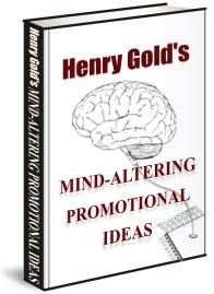 Mind-Altering Promotional Ideas | eBooks | Business and Money