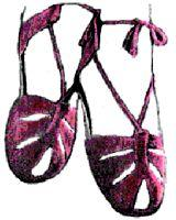 Summer Sandals Crochet Pattern | eBooks | Arts and Crafts