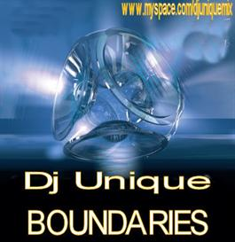 DJ UNIQUE BOUNDRIES