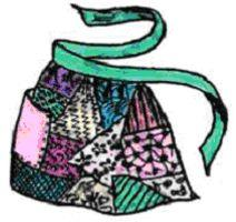 Patchwork Apron Pattern | eBooks | Arts and Crafts