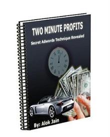Two Minute Profits | Audio Books | Internet