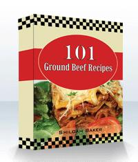 101 Ground Beef Recipes | eBooks | Food and Cooking