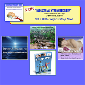 SP- Industrial Strength Sleep Instant Sleep Audio Download Program | Audio Books | Health and Well Being