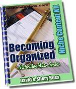 Becoming Organized: Make it a Team Effort | eBooks | Self Help