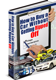 How To Buy A Car Without Getting Ripped Off! | eBooks | Automotive