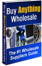 Buy Anything Wholesale | eBooks | Business and Money