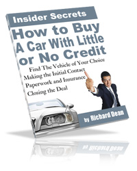 How To Buy A Car With Little Or No Credit | eBooks | Automotive