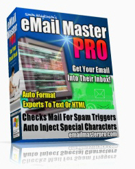 eMail Master Pro | eBooks | Business and Money