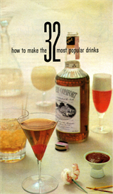 How to Make the 32 Most Popular Drinks - 1959