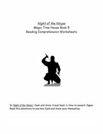 MTH05 Night of the Ninjas Worksheets | eBooks | Education