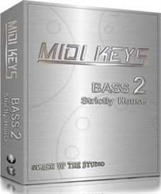 MIDI Keys Bass 2 - Strictly House MIDI Loops | Music | Soundbanks