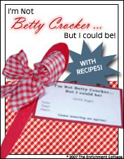 I'm Not Betty Crocker Women's Church Activity | eBooks | Religion and Spirituality