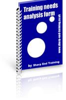 Training needs analysis form0.00 | eBooks | Business and Money