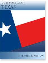 Texas Do-it-Yourself Incorporation Kit | eBooks | Business and Money