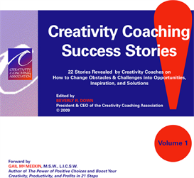 creativity coaching success stories