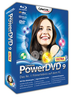 CyberLink PowerDVD 9 Ultra