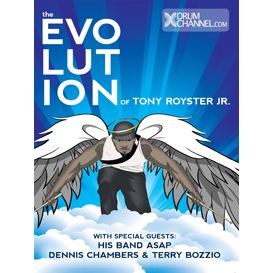 Evolution of Tony Royster Jr. Podcast (MAC)