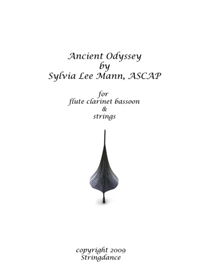 Ancient Odyssey by Sylvia Lee Mann | eBooks | Sheet Music