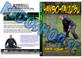 Keiko27 Mats Hjelm - Hanbojutsu Taijutsu | Movies and Videos | Educational