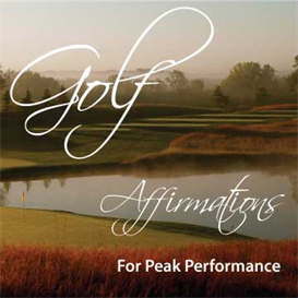 golf affirmations for peak performance